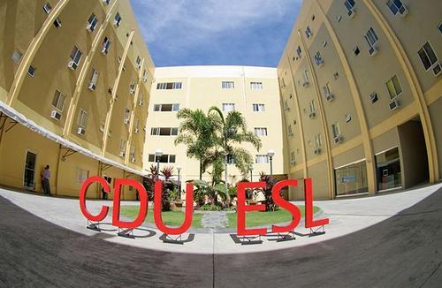 CDU ESL Center